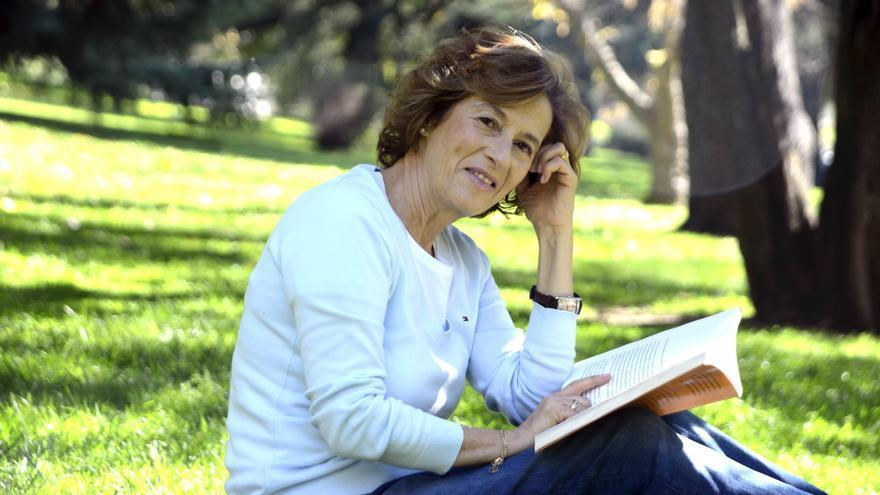 La escritora y periodista Julia Navarro.
