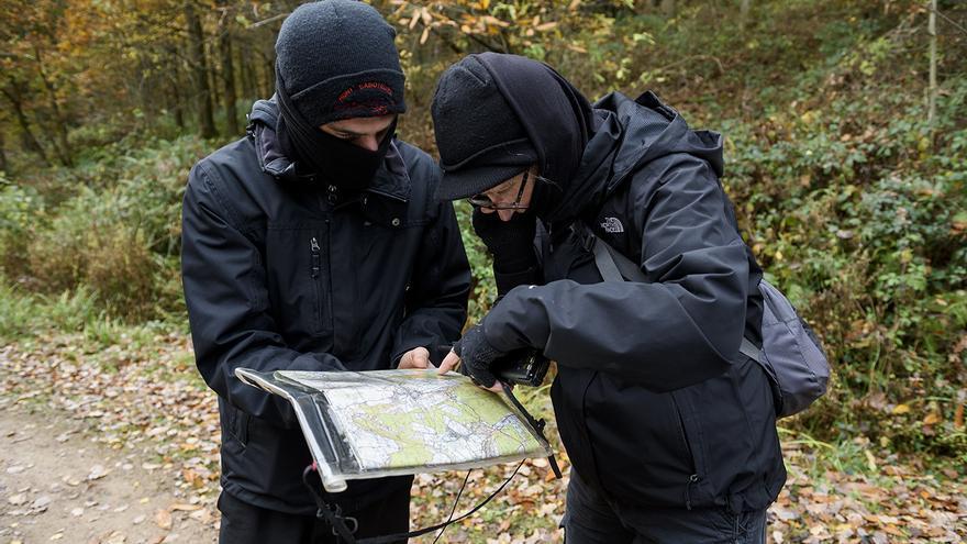 Los saboteadores de la caza deben conocer bien el terreno en el que llevarán a cabo sus acciones. Foto: Tras los Muros