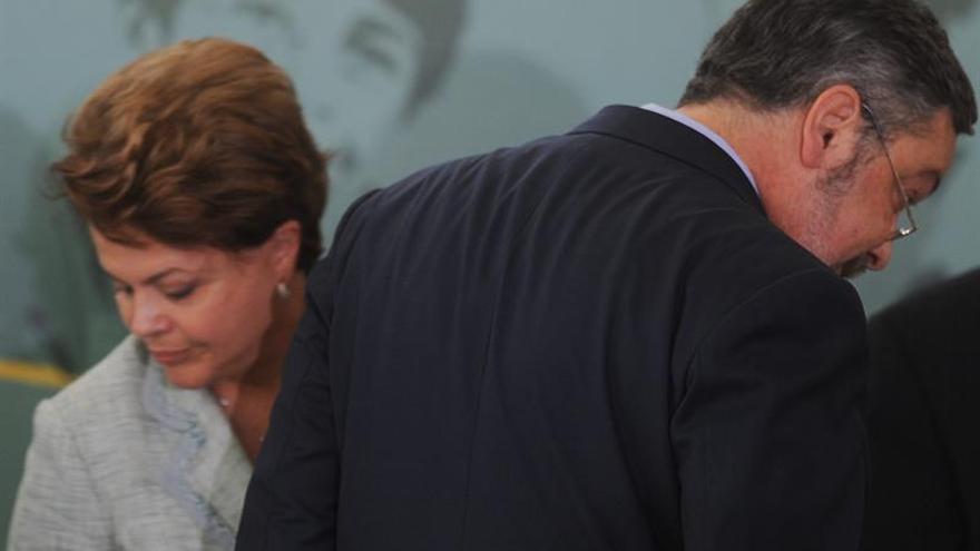Detenido otro influyente exministro de Lula y Rousseff por el caso Petrobras
