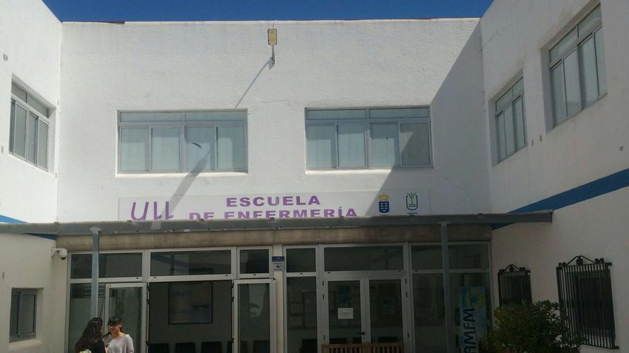 Escuela de Enfermería en La Palma de la Universidad de La Laguna.