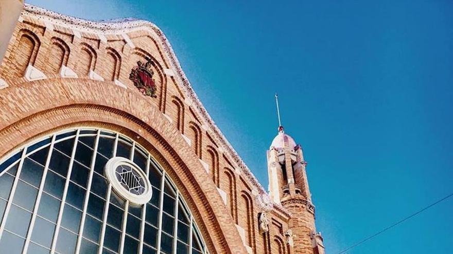 La vidriera del Mercado de Colón que se restaurará
