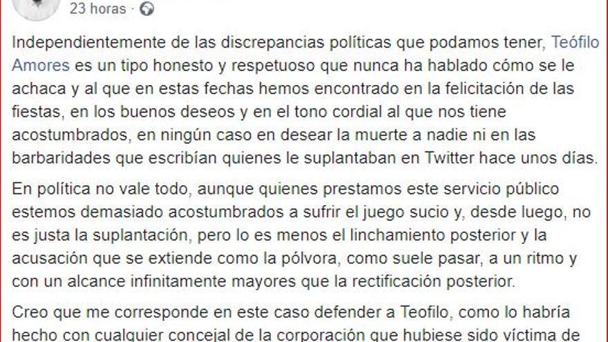 Teofilo Amores Luis Salaya