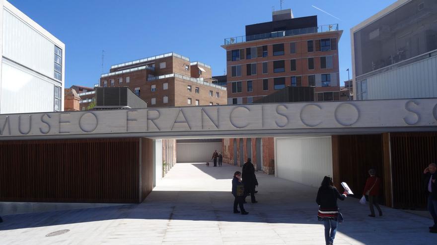 Exterior del Museo Francisco Sobrino