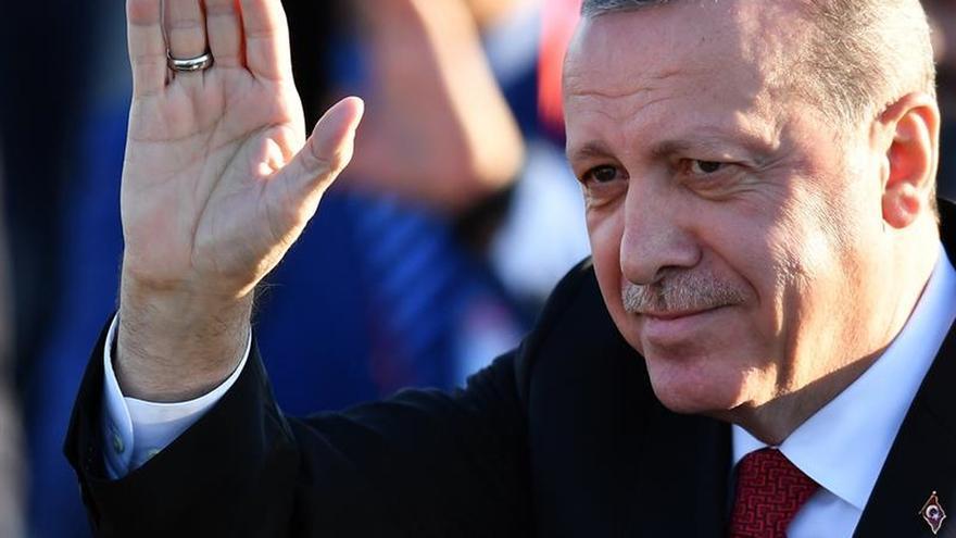 Detenido por golpismo el productor de la película hagiográfica sobre Erdogan