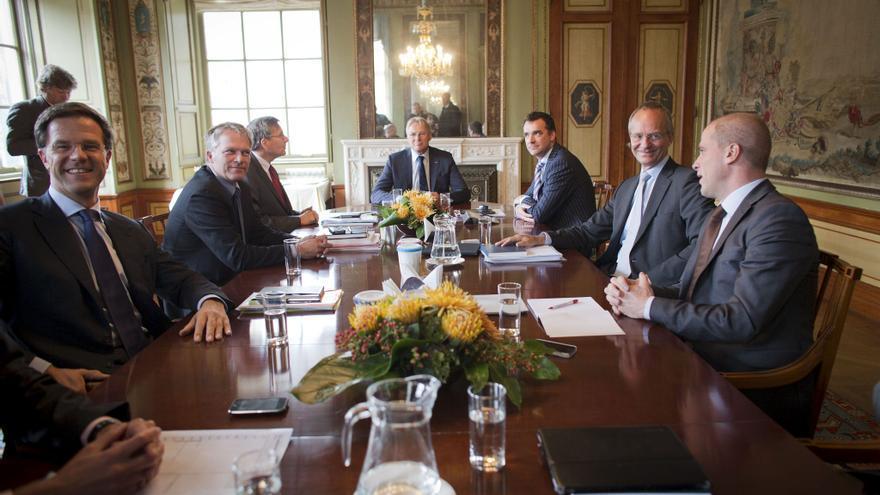 Empiezan las negociaciones en Holanda para formar Gobierno