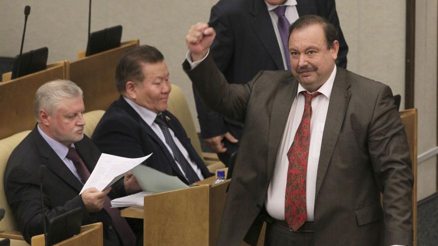 La Duma rusa priva a un legislador opositor de su acta de diputado