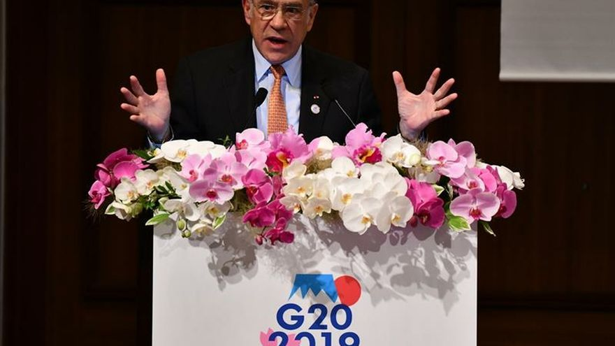 """Los ministros de Finanzas del G20 aceleran la creación de un """"impuesto digital"""""""