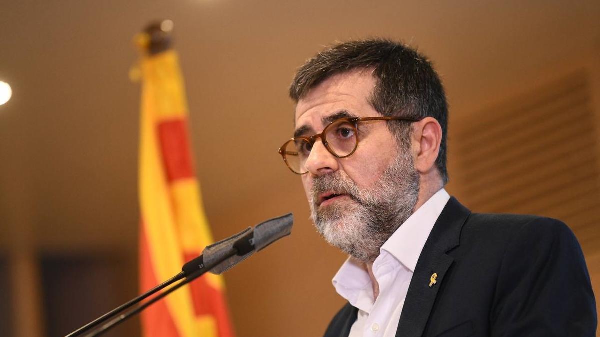El secretario general de Junts, Jordi Sànchez. Archivo.
