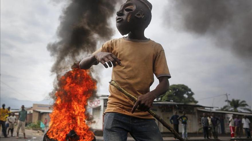 La crisis en Burundi causa la muerte a cinco niños y heridas a 200, según Unicef
