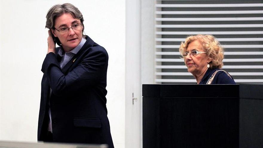 Carmena rechaza poner una pancarta de Miguel Ángel Blanco y el PP organiza un homenaje