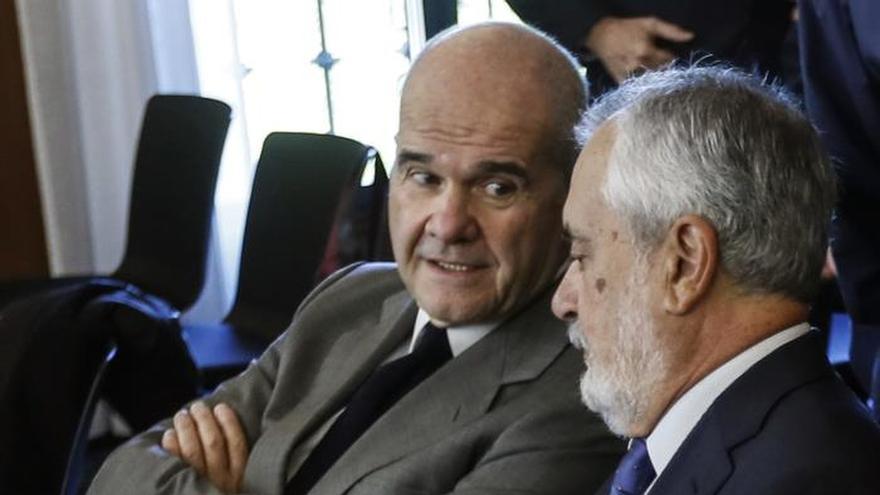 Arranca fase final juicio ERE con Chaves, Griñán y resto acusados en la sala