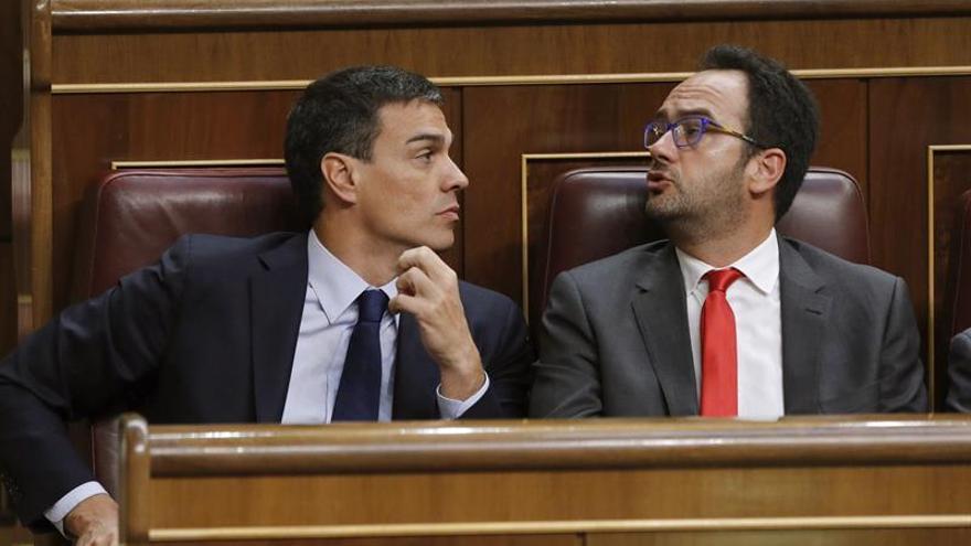 """El PSOE cree que los nacionalistas """"han abierto una senda"""" en apoyo a Rajoy"""