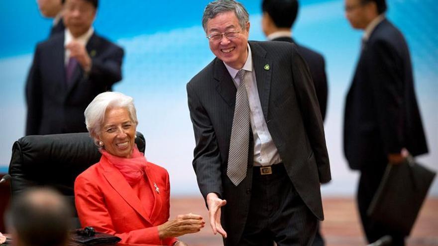 """Lagarde recomienda """"disipar la incertidumbre"""" sobre el """"brexit"""" rápidamente"""