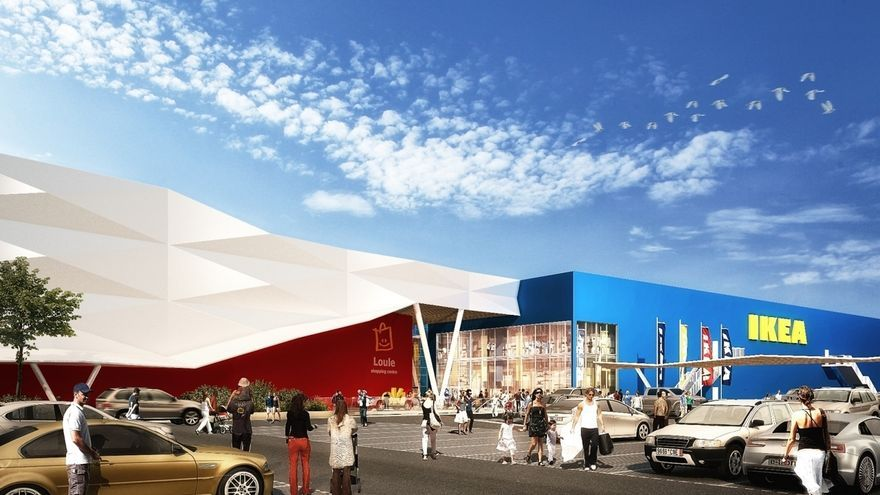 Grupo Ikea invertirá 200 millones en un complejo comercial en Loulé (Portugal)