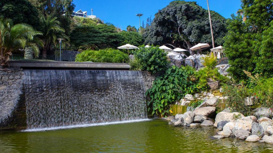 Las palmas de gran canaria ciudad jard n y alcaravaneras for Playa ciudad jardin
