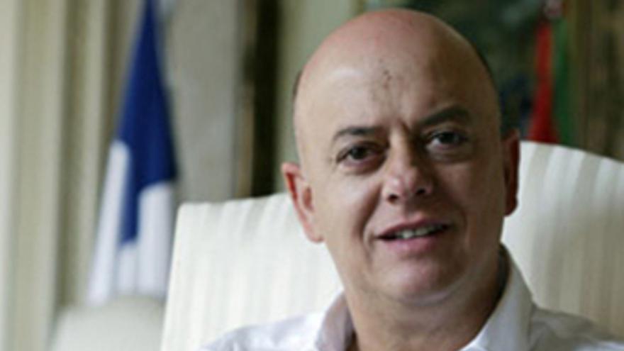 Odón Elorza, alcalde de San Sebastián.