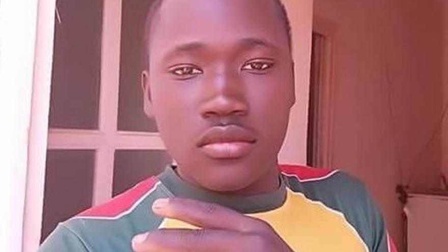 Moumoune, el menor fallecido en las redadas policiales de Marruecos.