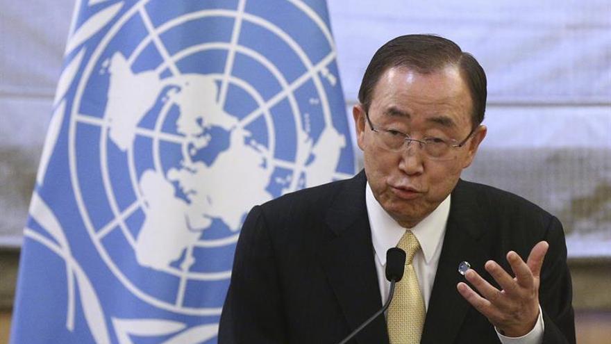 Ban aborda con líderes africanos los conflictos en Sudán del Sur y Burundi