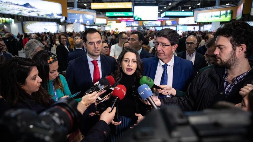 Ciudadanos pregunta al Gobierno si ha estado en Madrid la vicepresidenta de Maduro, que tiene prohibido viajar a la UE