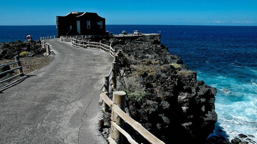 El Hotel Las Puntas, el más pequeño del mundo. VIAJAR AHORA