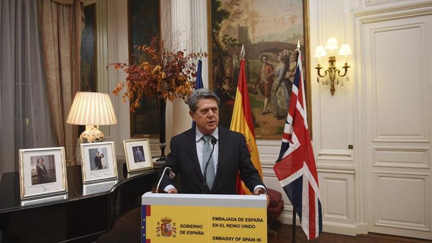 Federico Trillo deja su puesto como embajador de España en Londres mañana