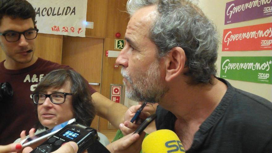 """Willy Toledo apoya a la CUP y ve la independencia como """"oportunidad interesante"""""""