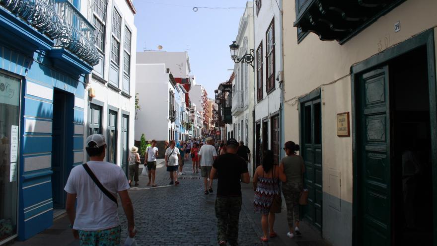 Imagen de archivo de la Calle Pérez de Brito.