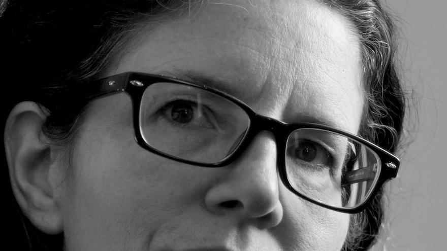 Laura Poitras, documentalista que ayudó a Edward Snowden. Foto cedida por su agente (PRAXIS FILMS)