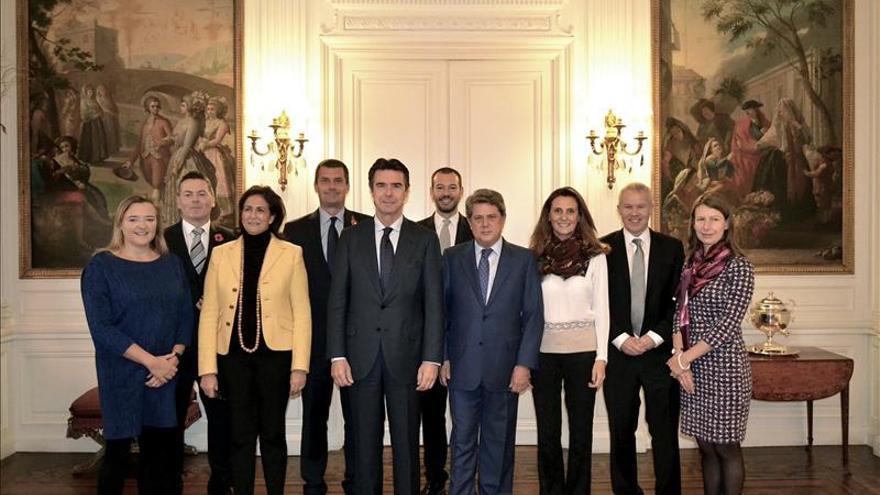 Soria promueve España como destino ante los operadores turísticos británicos