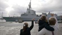España toma el mando de la operación de OTAN contra la piratería en Somalia