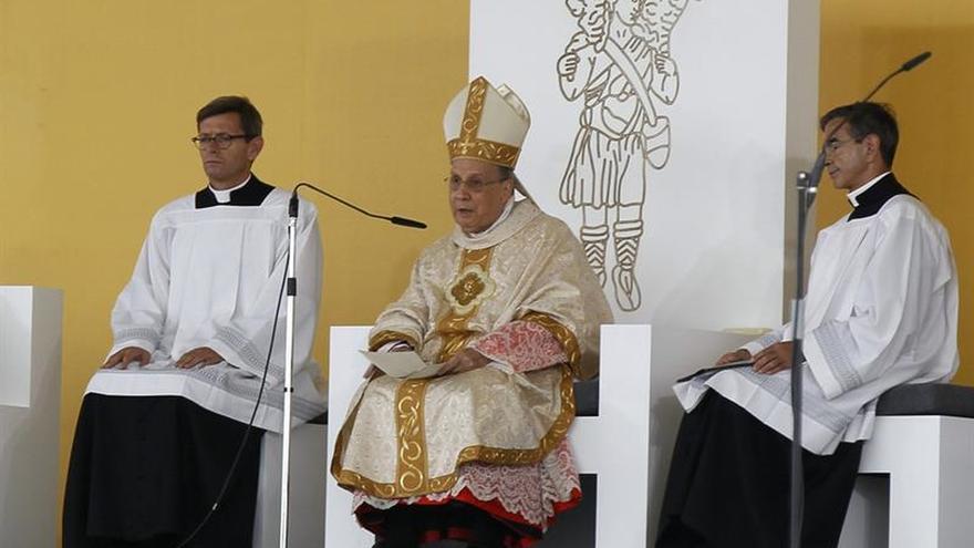 El prelado del Opus Dei Javier Echevarría, falleció en Roma