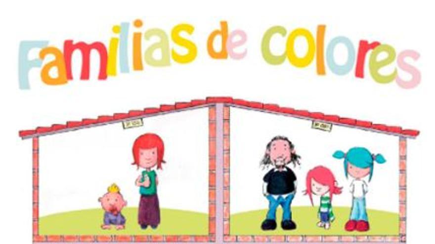 Familias de Colores (guía de CCOO y la Federación Estatal de Lesbianas, Gais, Trans y Bisexuales)