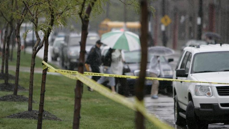 Abatido un sospechoso del tiroteo ocurrido en la Universidad de Ohio State