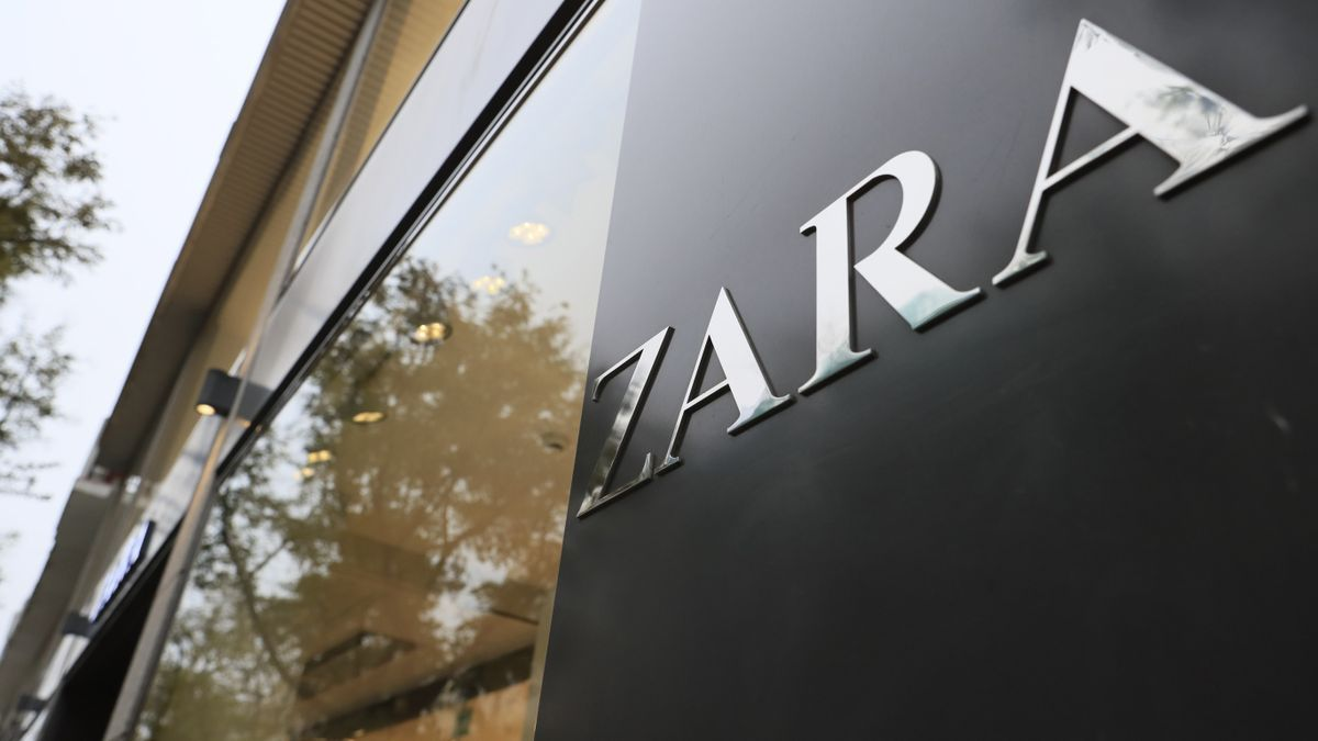 Vista de una tienda de Zara, que pertenece al grupo Inditex en una imagen de archivo. EFE/ Fernando Alvarado