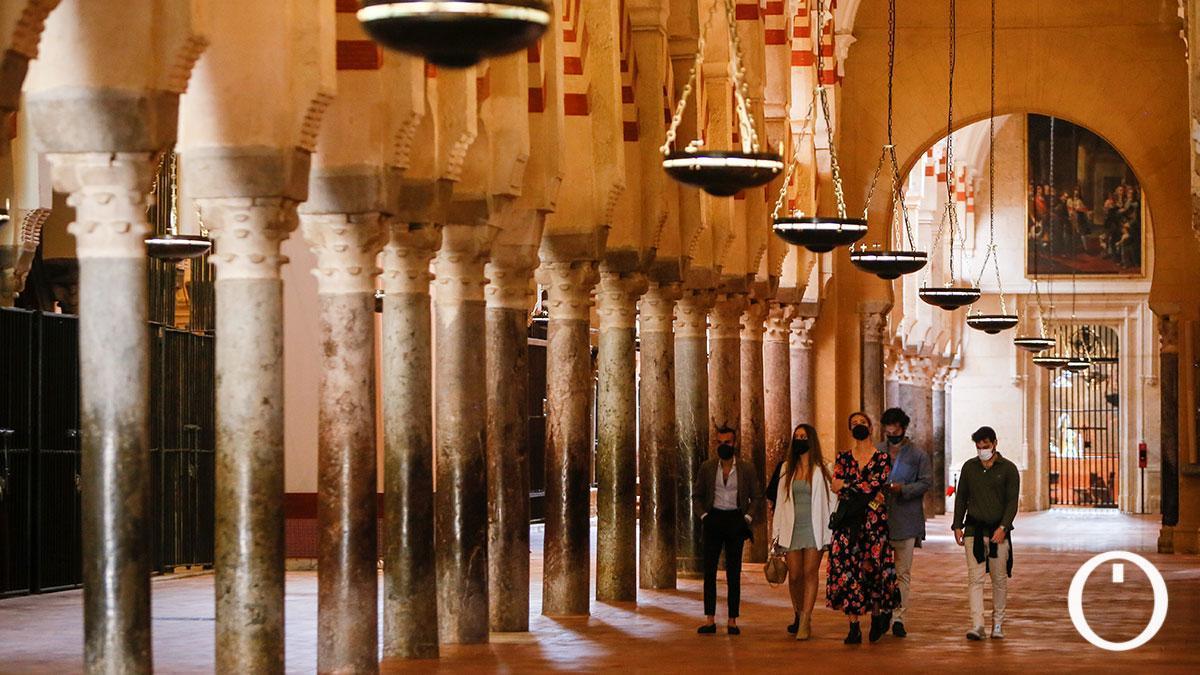 Interior de la Mezquita Catedral