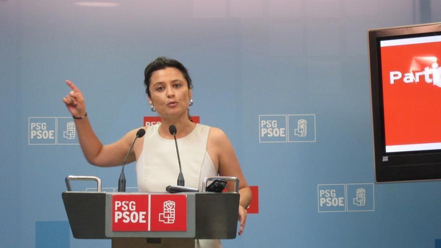 El PSOE afea al PP que apruebe en el Senado un texto sobre el xeito que había rechazado horas antes en el Congreso