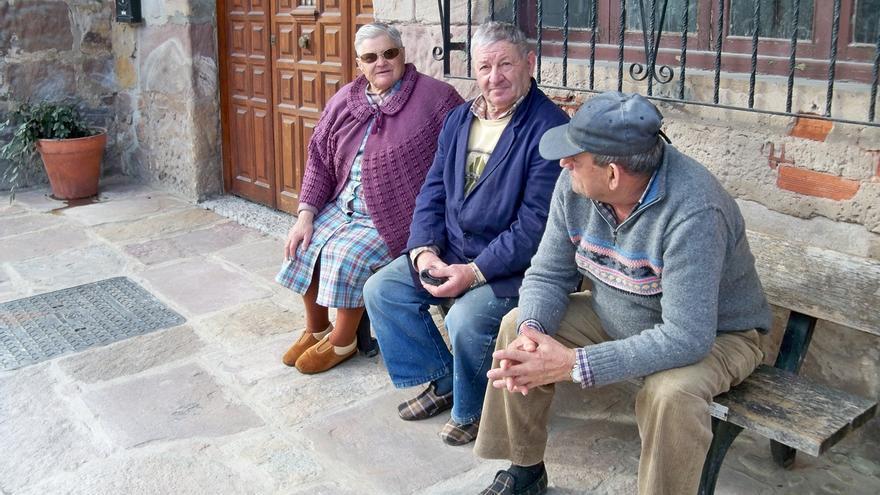 La pensión media de jubilación se situó en febrero en Cantabria en casi 1.071 euros, un 0,27% más