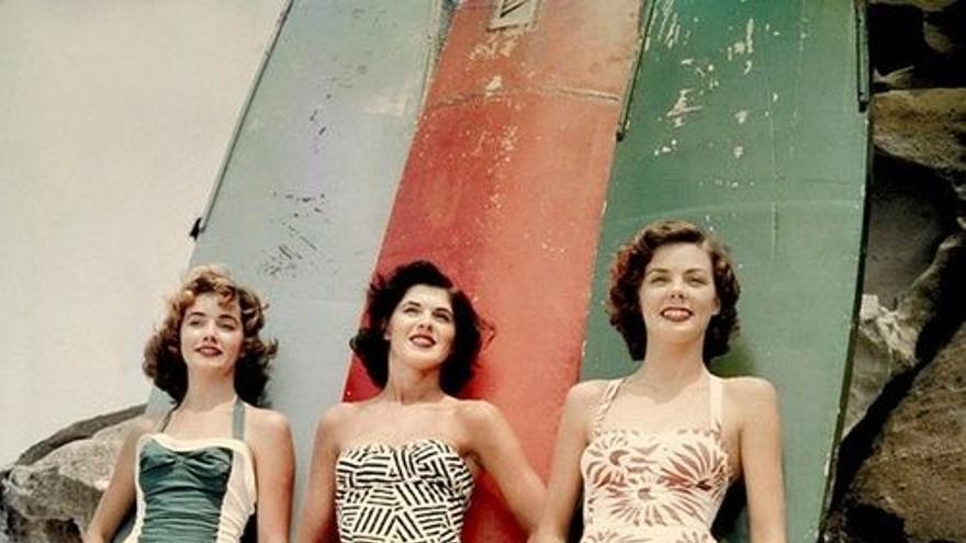 historia de los trajes de bano para mujeres
