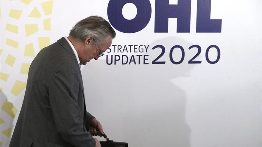 El consejero delegado de OHL, Josep Piqué, percibe 800.000 euros en 2014
