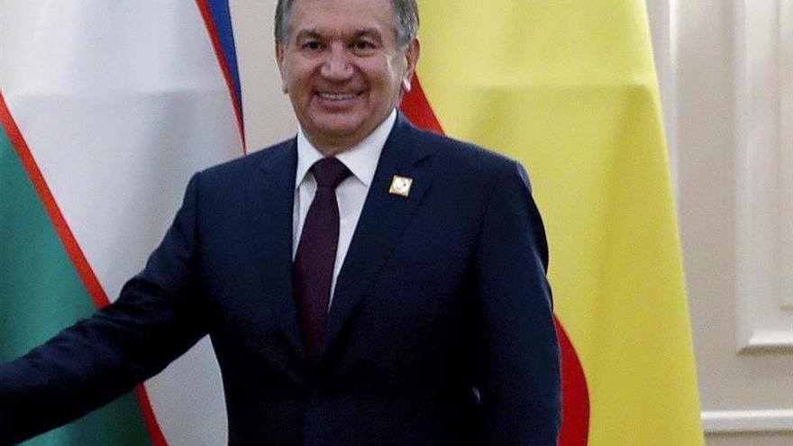 Uzbekistán dispuesto a colaborar en investigación de atentado en Nueva York