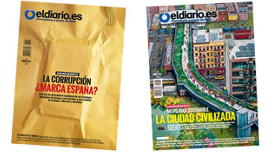 Promoción revistas