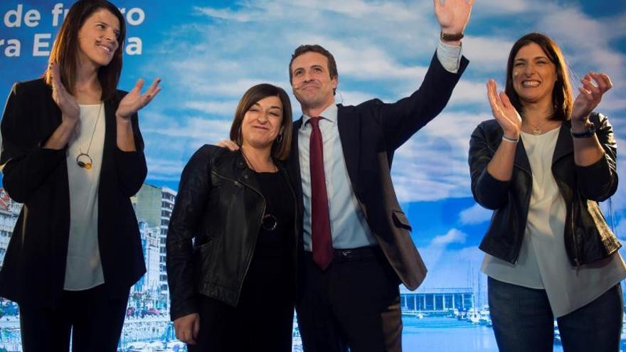 Beitia pide remar todos en la misma dirección para un gran resultado para el PP