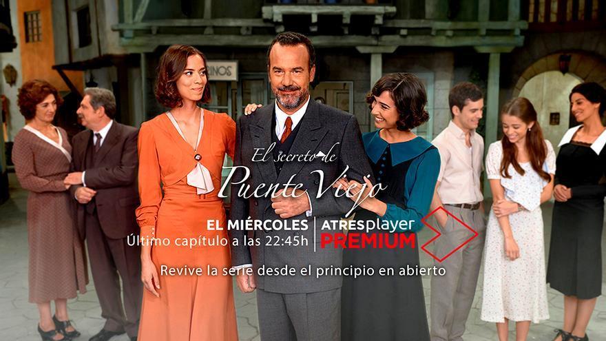 Así Será El Episodio Final De El Secreto De Puente Viejo Con El Cameo De Cristina Pedroche Y Roberto Brasero