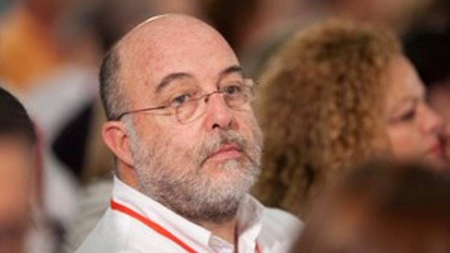 Arcadio Díaz Tejera. (ACN PRESS)