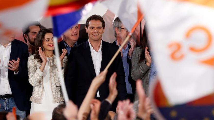 Arrimadas cree que Ciudadanos se ha convertido en una alternativa de Gobierno