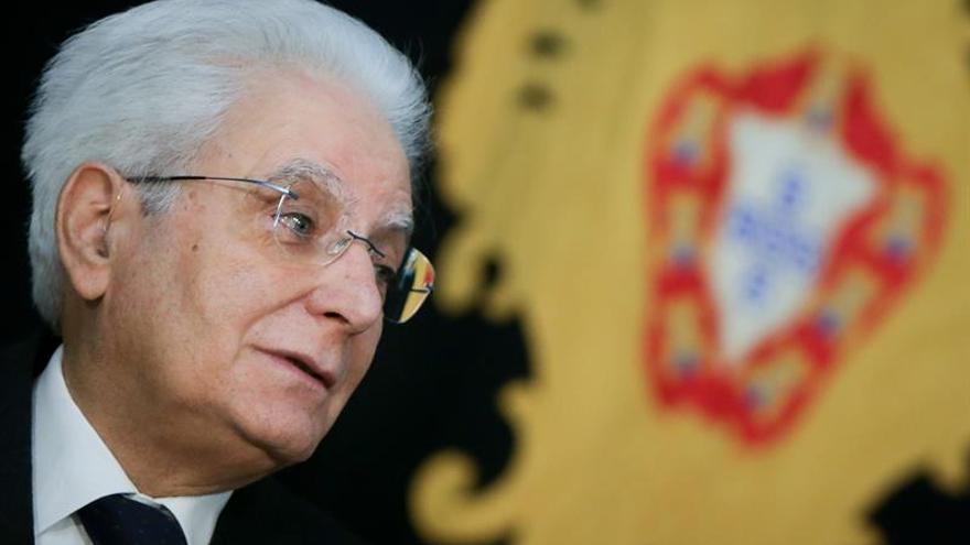 El presidente de Italia disuelve el Parlamento y abre la vía a elecciones