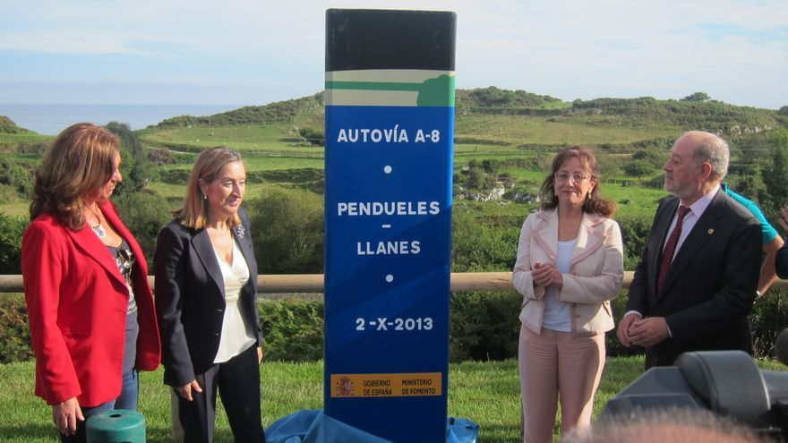 Fomento dice que hay presupuesto para abrir la variante AVE de Pajares en 2014