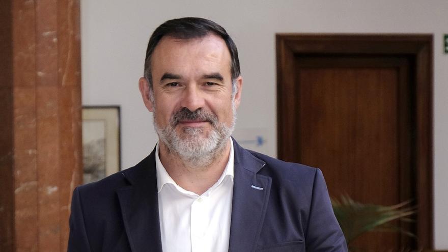 """Quirós achaca las críticas del PSOE a las obras del Metro-TUS a su """"desfasado"""" modelo de movilidad"""