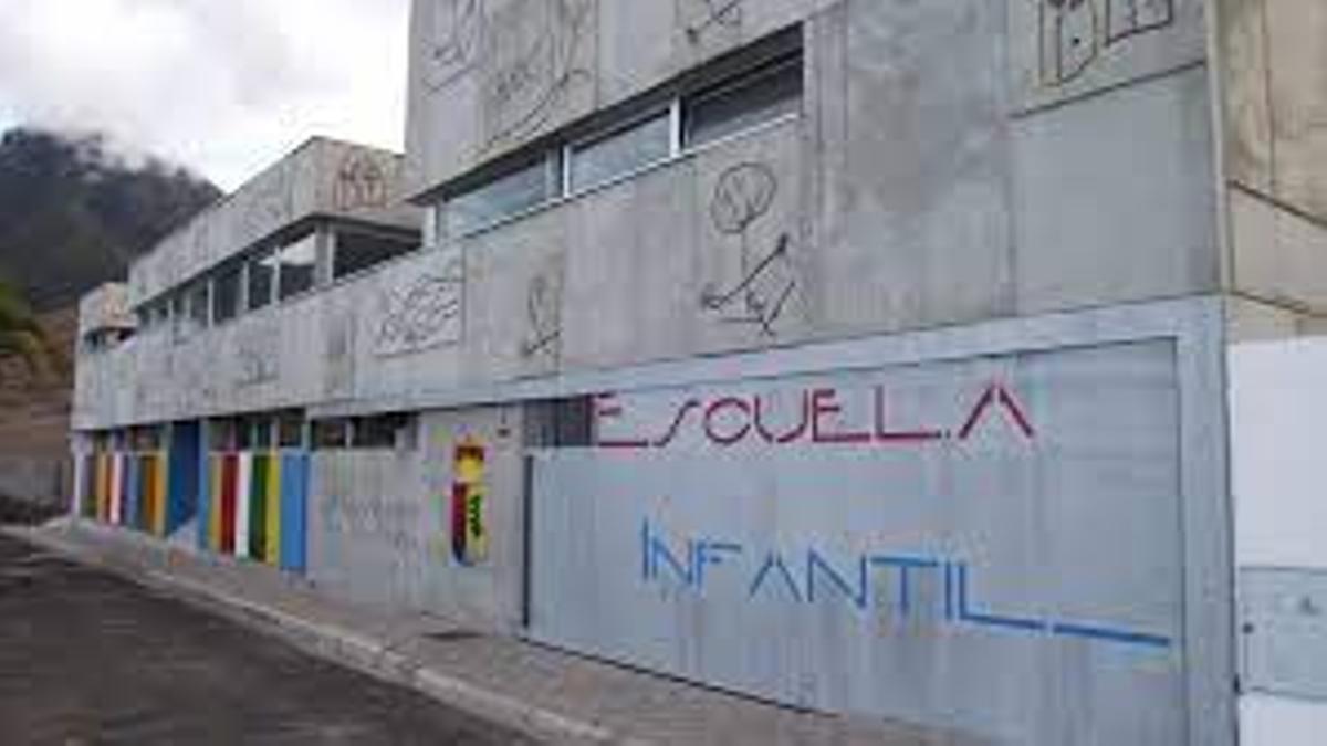 Escuela de Educación Infantil Doña Carmela  de El Paso.
