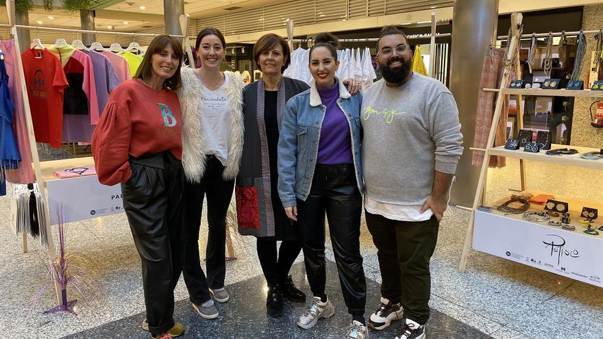 Diseñadores palmeros en la Semana de la Moda de Madrid.